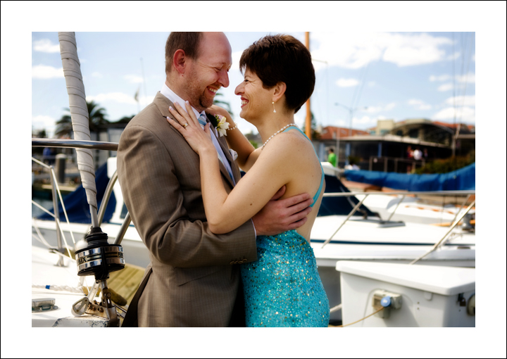samp 3 Angus & Christine: Married
