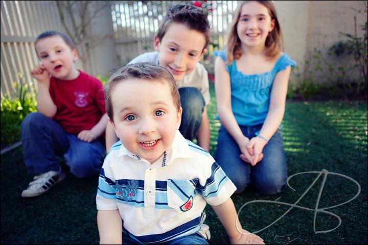 mack 001 Child Photography Bayside