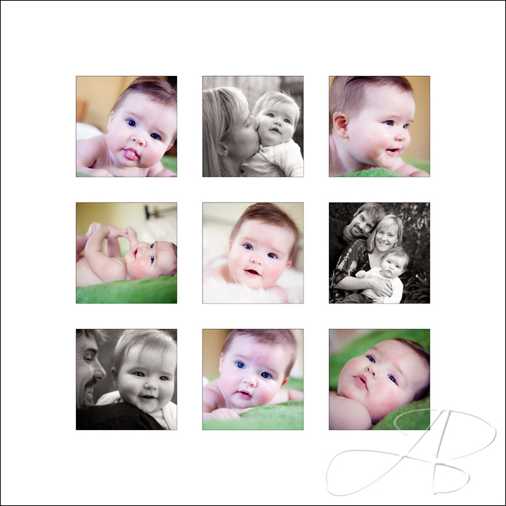 vm collage Baby Photography Hawthorn