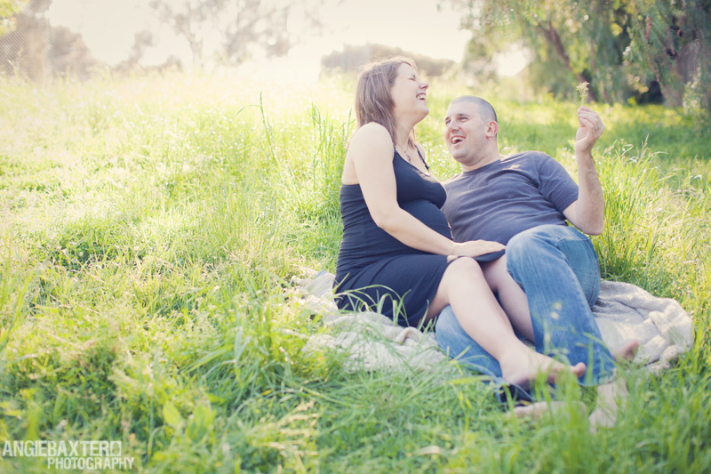 maternity photographer melbourne A bumpy