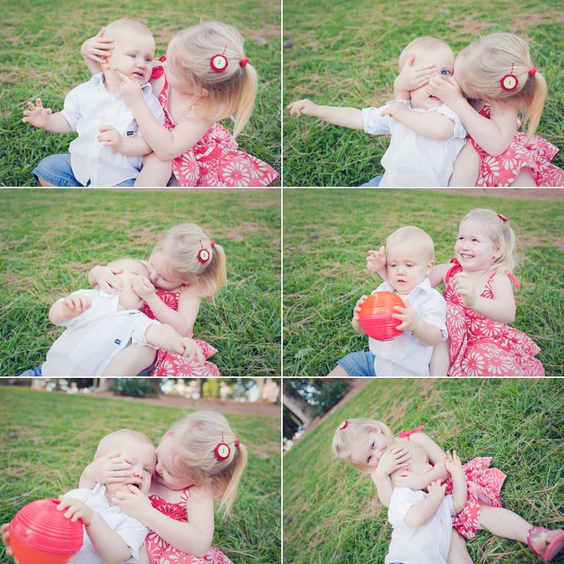 sibling love Erins Family