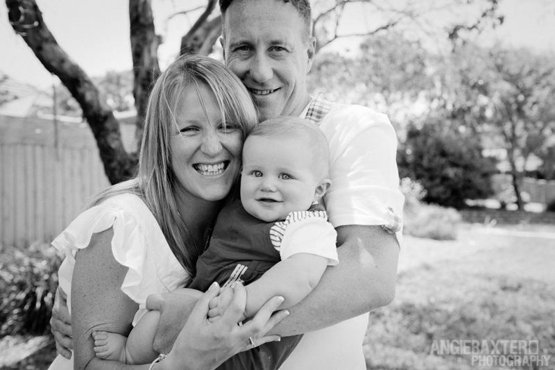 family photos melbourne Bubby Love