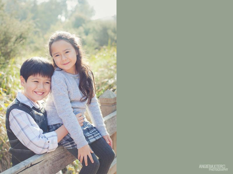 child photographers bayside Family Session