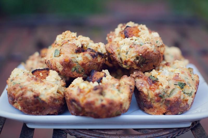angie baxter muffins Roast Pumpkin Muffins