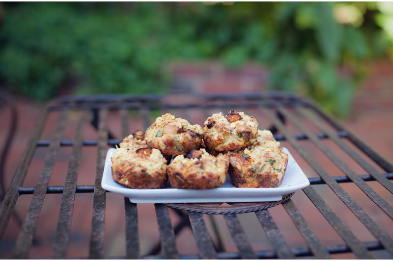 pumpkin muffins Roast Pumpkin Muffins