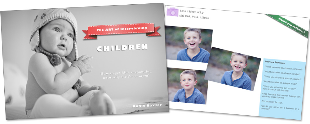2 sample page The Art Of Interviewing Children