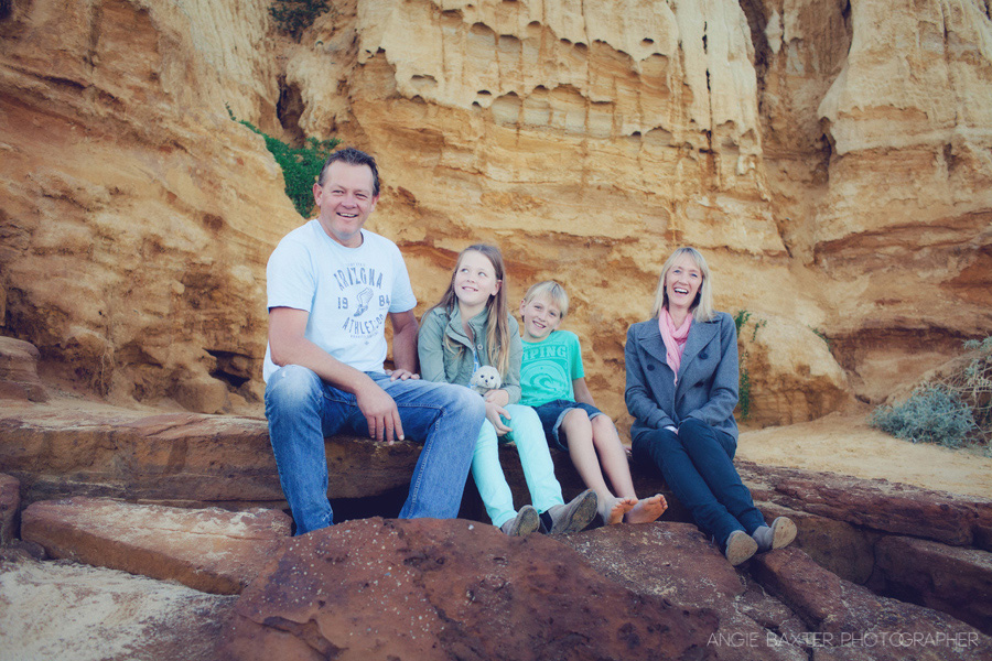 bayside photographers 005 Kerrie, Ian and the kids   Family Photography Bayside