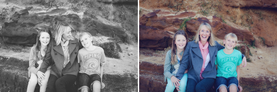 bayside photographers 008 Kerrie, Ian and the kids   Family Photography Bayside