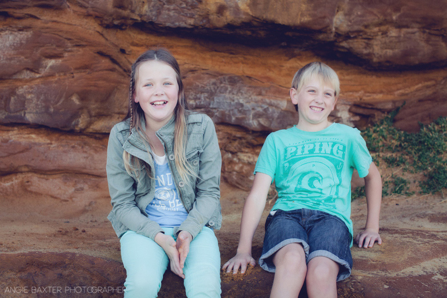bayside photographers 021 Kerrie, Ian and the kids   Family Photography Bayside