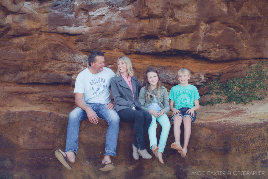 bayside photographers 022 Kerrie, Ian and the kids   Family Photography Bayside